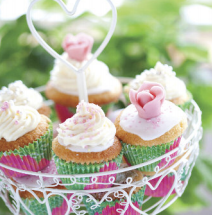 Give your cupcakes